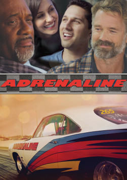 Adrenaline-cover