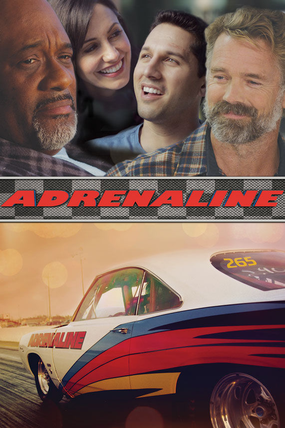 Adrenaline-cover